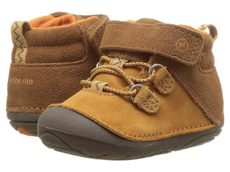 Stride Rite SM Blake (Infant/Toddler) (Tan) Boys Shoes