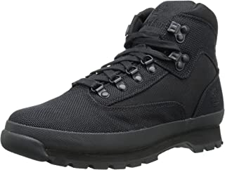 Men's Euro Hiker Mid Fabric Fashion Sneaker