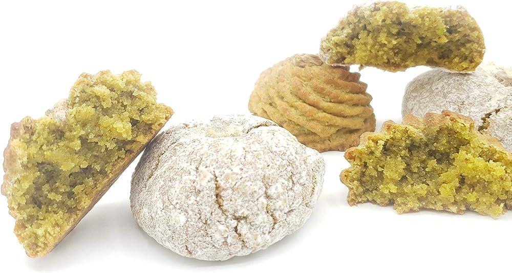 Rarezze,paste di pistacchio di sicilia