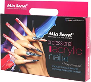 Mia Secret Professional Acrylic Nail kit For Beginners & Students (Kit-03)