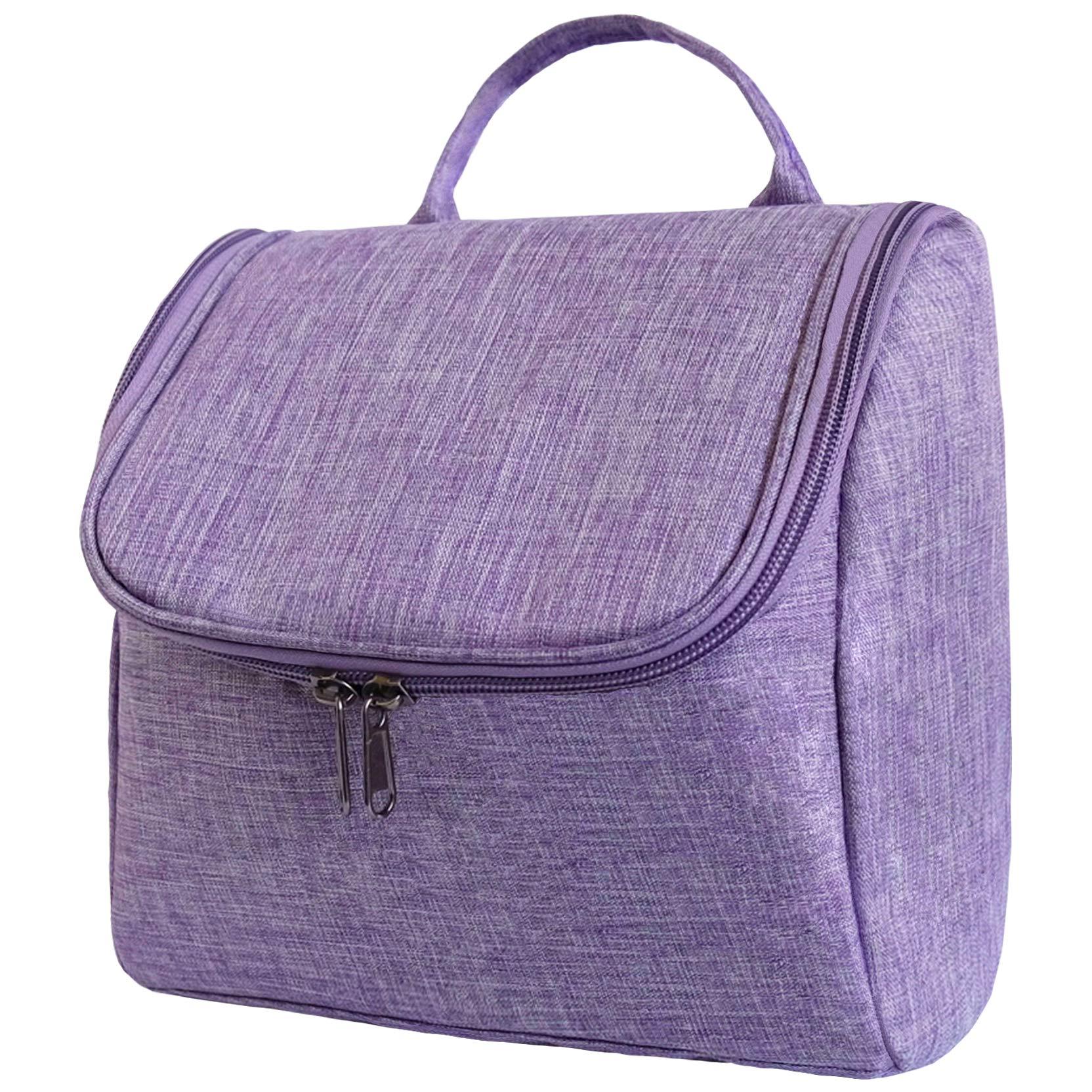 悬挂化妆品收纳袋旅行化妆包大容量多功能防水收纳袋男女皆宜