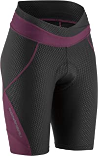 Women's CB Carbon 2 Padded, Compression, Performance Bike Shorts