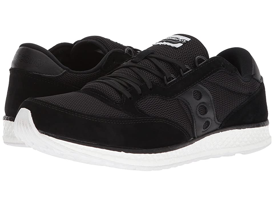 Saucony Originals Freedom Runner (Black) Men