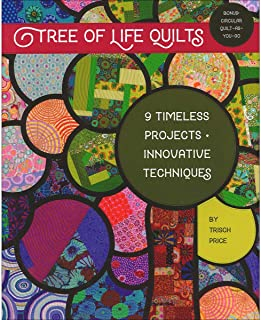 Stash By C&T Tree of Life Quilts Book