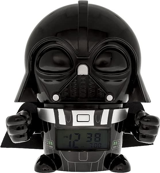 Bulb Botz 2021364 Star Wars Darth Vader Night Light Alarm Clock