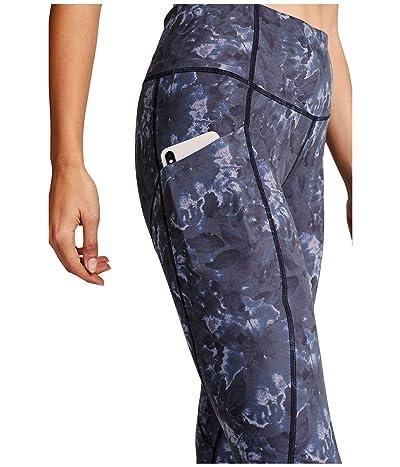 Varley Laidlaw Leggings (Slate Floral) Women