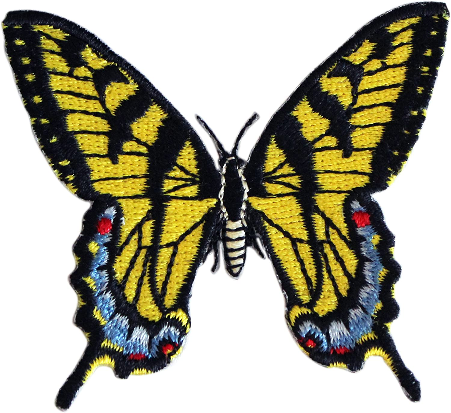 CD 2021 new Visionary Application Gifts Butterfly Swallowtail Patch