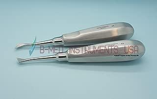 Set of 2 Root Elevator # 44 & # 45 Cryer Dental Instruments