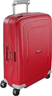 Samsonite 新秀麗 S'Cure - Spinner 55 - 2,90 千克手提行李箱,55厘米,34升,深紅色