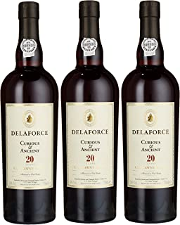 Delaforce Curious & Ancient 20 Jahre 3 x 0.75 l