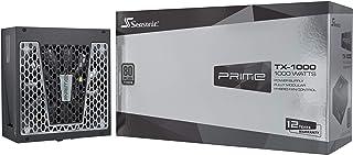 Seasonic PRIME TX-1000 Fuente de alimentación para PC totalmente modular 80PLUS Titanium 1000 Watt
