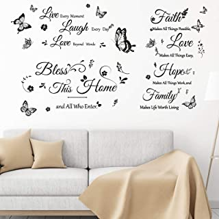Name With Initial Wall Vinyl Lettering DECAL or STENCIL  Decorative Wall Decal  Commercial Grade Premium Oracal Vinyl  WIC0100/_14