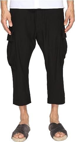 Seersucker Samurai Trousers