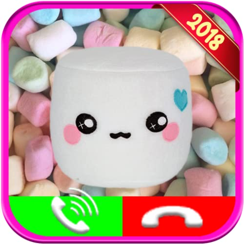 Marshmallow Calling You - Free Fake Phone Call And Free Fake Text Message ID PRO - PRANK 2020