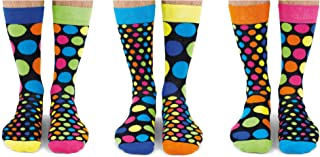 Spot On – Caja de 6 calcetines para hombre – United Oddsocks, multicolor, UK 6-11, EUR 39-46, US 7-12