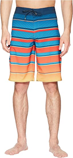 All Day X Stripe Boardshorts