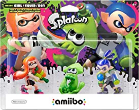 Splatoon 3-pack amiibo (Splatoon Series)