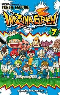 Inazuma Eleven nº 07/10 (Manga Kodomo)