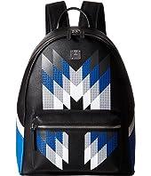 MCM - Stark Medium Diamond Backpack