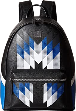 MCM - Stark Medium Diamond Backpack