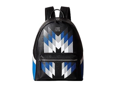 MCM Stark Medium Diamond Backpack