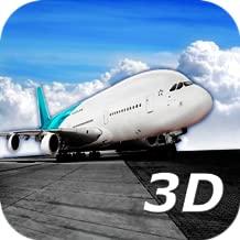Flight Simulator: Jet Plane Parking
