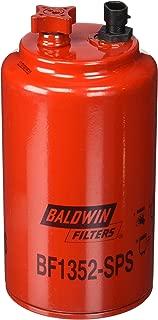 Baldwin Heavy Duty BF1352-SPS Fuel Filter,7-3/8 x 3-11/16 x 7-3/8 In