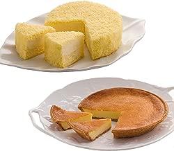 LeTAO(ルタオ) チーズケーキ 奇跡の口どけセット (ドゥーブルフロマージュ ヴェネチア ランデヴー)