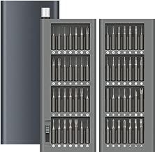 Precision Screwdriver Set Computer Repair Tool kit,Klearlook Mini Magnetic Electronics Smartphone Screwdriver Set with 56 Precision Bits,Flexible Shaft