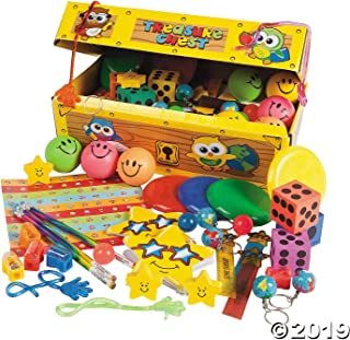 School Treasure Chest Assortment (100 pieces) Awards & Incentives & Toys