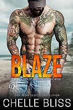 Blaze (Men of Inked: Heatwave Book 4)