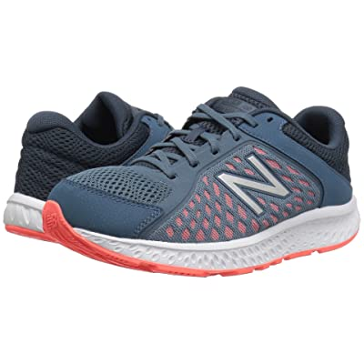 New Balance 420v4 (Light Petrol/Petrol) Women