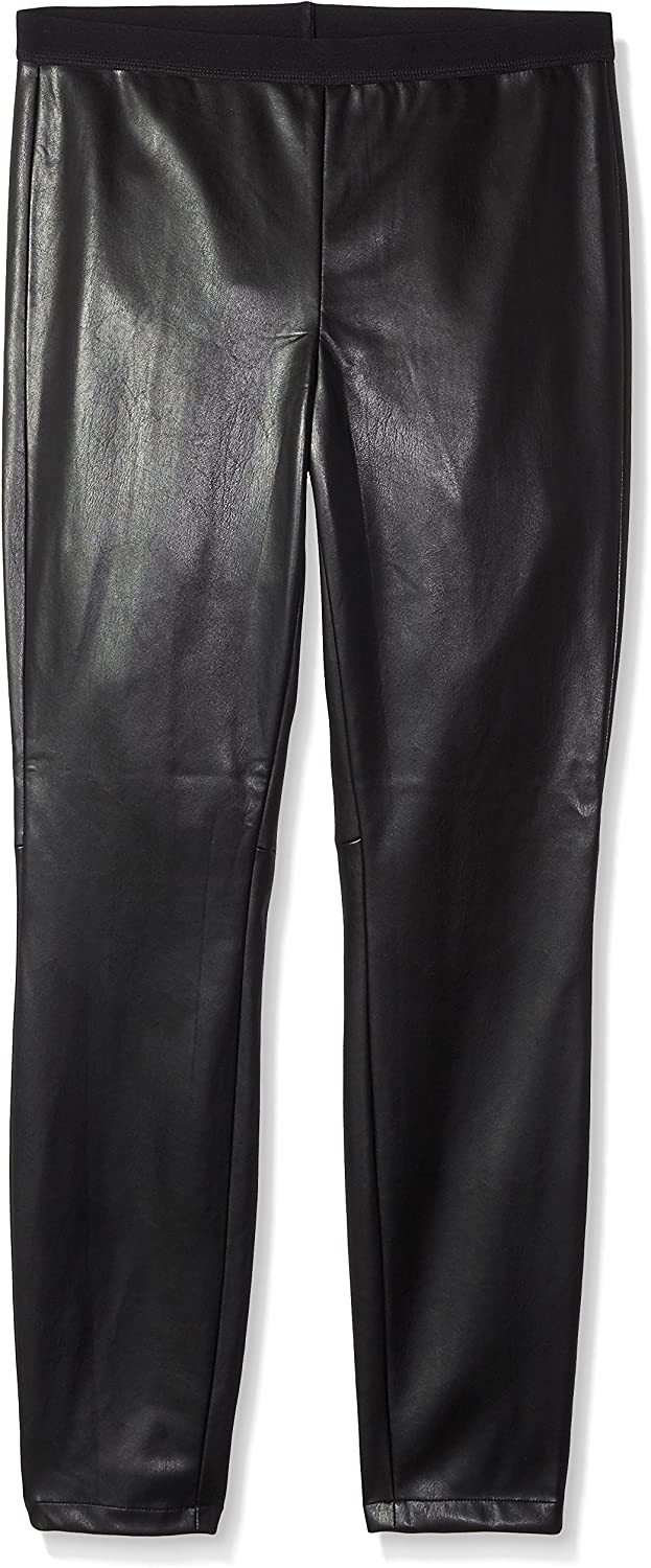 BB Dakota Womens Juliet Vegan Leather Legging Pants