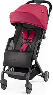 Diono Traverze, The Original Airplane Stroller, Pink