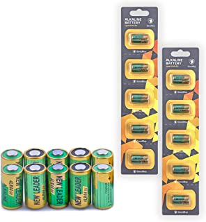 Bark Collar Batteries by GoodBoy 10-Pack 6V Alkaline Battery 4LR44 (Also Known as PX28A, A544, K28A, V34PX)