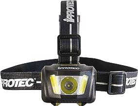 Nebo Duo 250 hoofdlamp, zwart, 60 x 40 x 49 mm