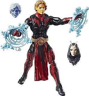 Marvel Guardians of the Galaxy Legends Series Cosmic Protectors: Adam Warlock, 6-inch