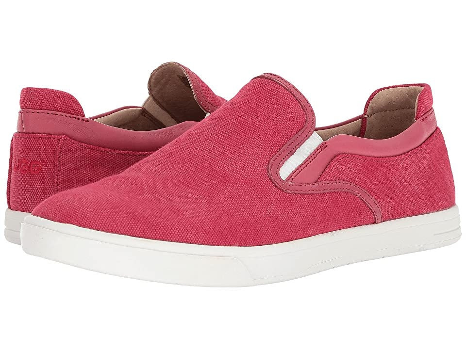 UGG Mateo Canvas (Viking Red) Men
