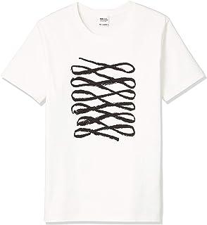 ecostore エコストア オリジナルTシャツ BL Sサイズ 白T
