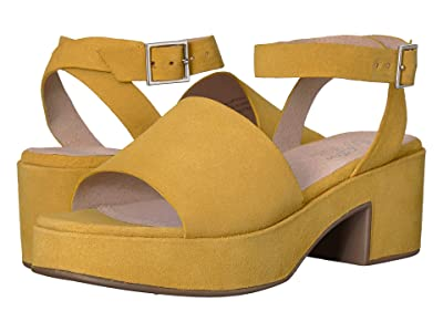 Seychelles Calming Influence (Yellow Suede) Women