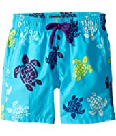Vilebrequin Kids - Tortues Multicolore Swim Trunk (Toddler/Little Kids/Big Kids)