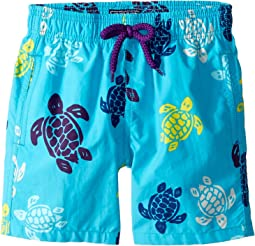 Tortues Multicolore Swim Trunk (Toddler/Little Kids/Big Kids)