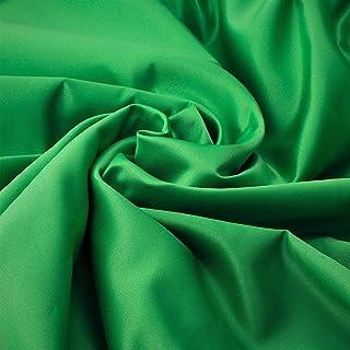 背景布 撮影用 背景シート 厚地 アップグレード 不透明 プロ専用 スタジオ背景スクリーンシート 写真、ビデオとテレビに対応 ポリエステル 緑 グリーン サイズ150*300cm