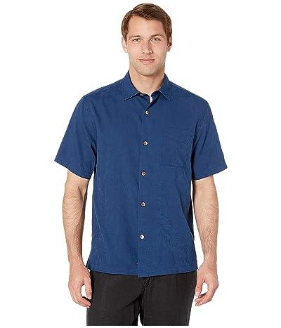 Tommy Bahama Camden Coast Shirt (Navy) Men
