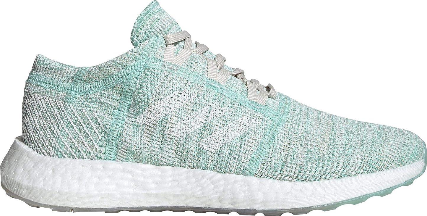 反抗湿原タイト[アディダス] レディース スニーカー Women's Pureboost Go Running Shoe [並行輸入品]