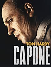 Capone a Bron Studios/Lawrence Bender/Addictive Pictures production ; in association with Endeavor Content, AI Film Entertainment, Creative Wealth Media ; produced by Russell Ackerman & John Schoenfelder, Lawrence Bender, Aaron L. Gilbert ; written and directed by Josh Trank. cover