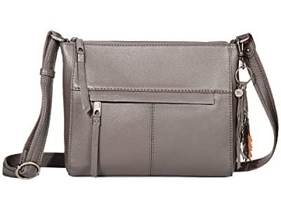 The Sak Alameda Crossbody (Slate) Cross Body Handbags