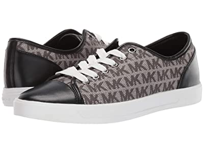 MICHAEL Michael Kors MK City Sneaker (Graphite) Women
