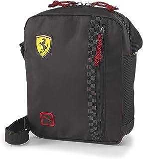 Puma Men's Ferrari Fanwear Portable Small Items Bag, Black
