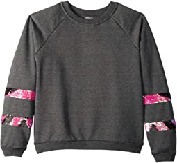 Ariel Crewneck Sweatshirt (Big Kids)